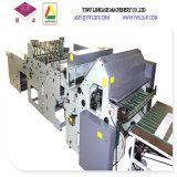 Cahiers semi-automatiques de papeterie de bureau de livre d'exercice d'école de Ld1020bc pour l'école faisant la ligne machine