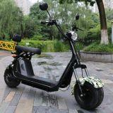 2017 Harley Art-elektrischer Roller mit fetten Gummireifen, Form-Stadt-Roller