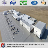 항공기 격납고를 위한 강철 Truss 구조