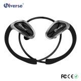 Auricular sin hilos del auricular de Bluetooth en los auriculares de Waterprooof del receptor de cabeza del oído