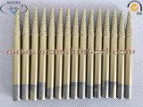 Het kegel CNC van de Vorm Hulpmiddel van de Gravure van het Graniet van het Hulpmiddel van de Gravure van de Molen van de Gravure Marmeren