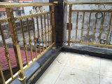 Edelstahl-Rohr des Grad-304 für Balkon-Geländer