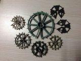 Plasti Cwheel, лить пластичного стула стальной штанги прокладки конкретный
