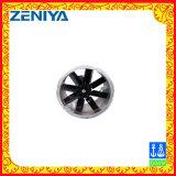 Ventilador axial do ventilador do baixo ruído para a ventilação