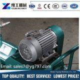 Hydraulischer einzelner Zylinder-und doppelter Kolben-Bewurf-trockener Kleber-elektrische Pumpe