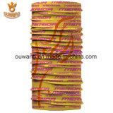 Bufanda multiusos hecha punto alta calidad del tubo del cuello de Microfiber