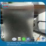 Stärke Belüftung-Vorhang-Streifen-Tür der DIY Installations-weiße eisige 5mm
