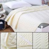 Protector acolchado Microfiber barato del colchón