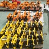 Ejecución de polipasto eléctrico Carro para cable de izada de la cuerda