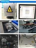 máquina da marcação do laser da fibra do mármore da elevada precisão 20W para a fabricação da microplaqueta