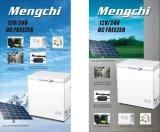Minigrößen-Sonnenenergie-Kühlraum-Brust-Gefriermaschine