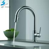 Torneira/Faucet da bacia da cozinha do aço inoxidável em acessórios do banheiro