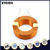 Indutor magnético da bobina do fio de cobre