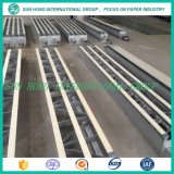 Rectángulo de succión del alto vacío en línea de la fabricación de papel