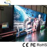 Im Freien örtlich festgelegter P8 SMD LED-Bildschirm mit Fulll Farbe