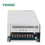S-500-24 Ein-Output500w 24VDC 20A Wechselstrom Stromversorgung zur Gleichstrom-110/220