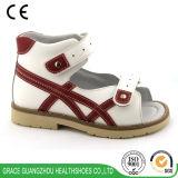 Здоровье детей ботинок фиоритуры ортоое обувает ботинки предохранения
