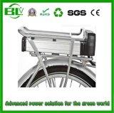 Bloco elétrico da bateria da bicicleta da bateria elétrica traseira da E-Bicicleta do Li-íon 48V 14ah da bateria de lítio da bicicleta da cremalheira