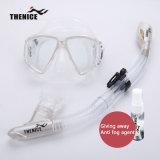 Набор Snorkeling подныривания Thenice профессиональный установленный