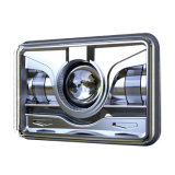 LED6456 remplacement H4651 H4652 H4656 H4666 H6545 de phares de pouce DEL des paires 4X6 pour des camions de Gmc Ford