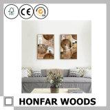 Картинная рамка картины Eco искусствоа стены содружественная деревянная