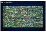 AA Grade New Zealand Abalone Shell Sheet / Shell Paper