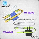 Polyester-am meisten benutzter Sicherheits-Elektriker-Hilfsmittel-Riemen mit Schnellhaken