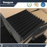 Espuma acústica respetuosa del medio ambiente fonoabsorbente incombustible durable de alta densidad