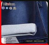 tissu de denim de Spandex de 16s Terry pour des jeans bleu-foncé