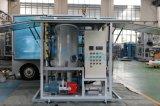 Tipo impermeável máquina da filtragem do petróleo do transformador do vácuo