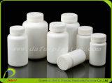 Pharmazeutische Chemikalien HDPE 80ml Plastikmedizin-Pille-Flasche