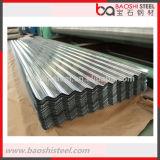 Folha de metal barata flexível de piscamento do aço de Baoshi para o preço do telhado