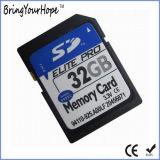 Tarjeta de memoria de alta velocidad de la capacidad plena verdadera 32GB SDHC (32GB SD)