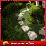 Het modelleren van het Synthetische Gras van het Gras van het Gazon van het Gras van het Gras Decoratieve Kunstmatige voor Tuin