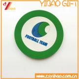 Каботажные судн силикона циновки PVC подарка промотирования УПРАВЛЕНИЕ ПО САНИТАРНОМУ НАДЗОРУ ЗА КАЧЕСТВОМ ПИЩЕВЫХ ПРОДУКТОВ И МЕДИКАМЕНТОВ высокого качества для чашки (YB-N-02)