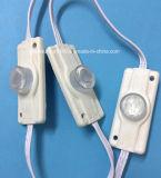 Indicatore luminoso del modulo dell'UL LED dell'Europa per la casella Due-Lato-Illuminata del segno
