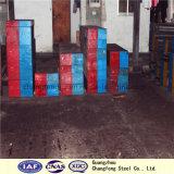 Aço frio especial SKD11/D2/1.2379 do molde do trabalho da barra de aço