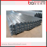 Preço de metal barato perfurado de piscamento da folha da telha de telhado do aço de Baoshi