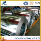 Largeur en acier galvanisée plongée chaude 600mm-1500mm de bobine