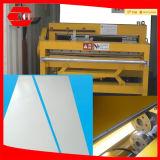 Directement et machine de fente automatique conique de feuille
