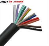 PVC изолировал Non-Защищаемый гибкий кабель системы управления