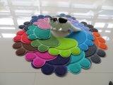 Couvre-tapis de toilette d'animal familier de produit d'animal familier de bobine de PVC
