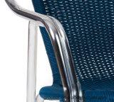 PE 등나무 + 두 배 알루미늄 관 옥외 실내 의자