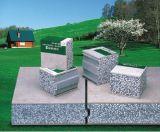 Panneau de mur automatique de sandwich au poids léger ENV faisant la machine pour le matériau de construction