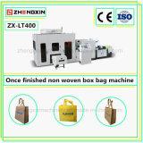 Preço laminado não tecido automático da maquinaria de empacotamento (ZX-LT400)