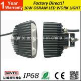 """Luz do trabalho do diodo emissor de luz 10W Osram do melhor E-MARK de venda 3 de """" (GT1012-10W)"""