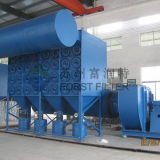 Forst Paper Powder Mixing Plant Dust Collector System