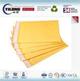 2017 Qualität Yello und weißer Packpapier-Luftblasen-Umschlag