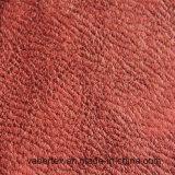 Tessuto del sofà della tappezzeria della tessile della casa della presidenza dell'assestamento tinto pianura