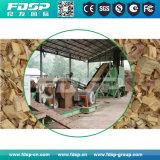 linha de produção de madeira da pelota 3-5tph com eficiência elevada